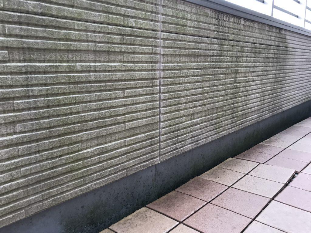 鳥栖市 久留米市 外壁高圧洗浄