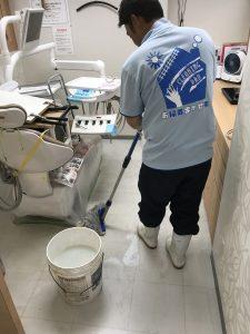 福岡市歯科医院清掃