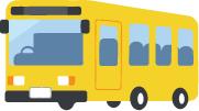 イラスト:保育園送迎バス