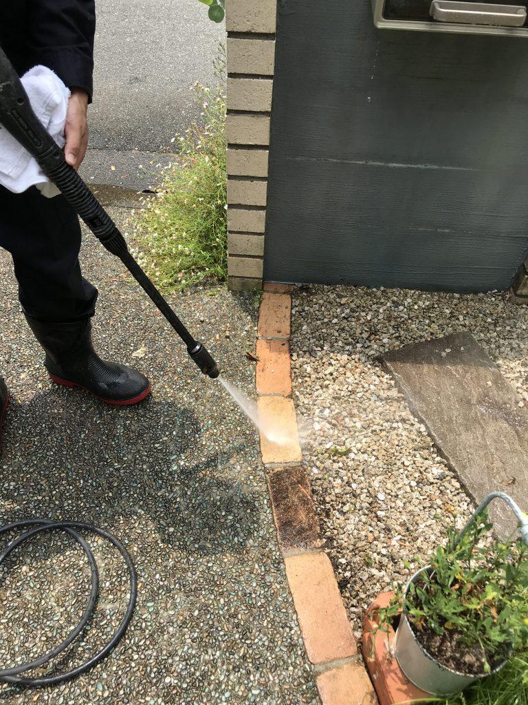 福岡 高圧洗浄