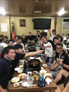 社員旅行韓国