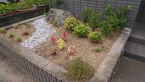 プロテクノ花壇