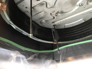 久留米市天井エアコン洗浄