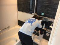 鳥栖市浴室清掃
