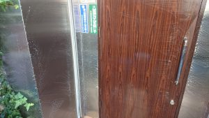 久留米市飲食店清掃