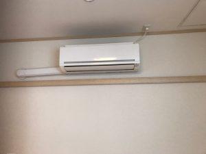 筑紫野市エアコン洗浄老人ホーム