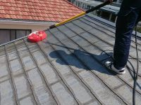 鳥栖市屋根洗浄