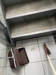 久留米市アパート清掃