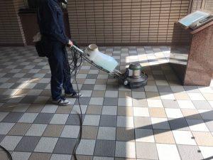 久留米市マンション定期清掃