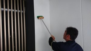 福岡県八女施設清掃