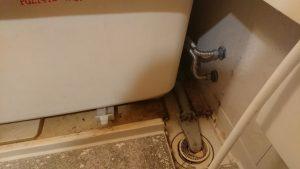 久留米市浴室清掃