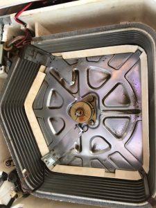佐賀県飲食店天井型エアコン洗浄